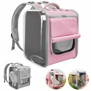 Dog Backpack Carrier Small Pets Yorkie Chihuahua Travel Bag Breathable Portable