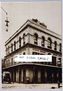 New Orleans Postcard Read Description Ca. 1890 Haunted House In French Quarter