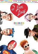 I Love Lucy Colorized Collection Dvd 2019