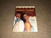 Sonny And Cher - The Ultimate Collection Dvd 2004 3-disc Set New/sealed