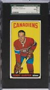 1964 Topps Terry Harper 3 Tall Boy Sgc 8.5 Psa Crossover Candidate