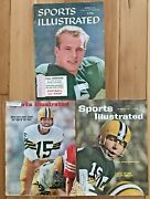 1956 Sports Illustrated Magazines Paul Hornung Bart Starr Green Bay Packers