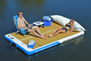Inflatable Sport Boats Yacht Dock - Used