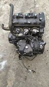 Triumph Tiger 800 2011- Engine Motor Complete Good Running