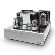 Hifi El34 Vacuum Tube Amplifier Home Stereo Class A Single-ended Power Amp 10w2