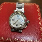Pasha 2006 Christmas Limited Ladies Watch Rare Model From Japan