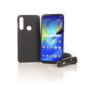 Tracfone Moto G Power + 1 Year Of Service With 1500 Min/1500 Text/1500mb