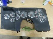 Freightliner A16-62054-106 A22-66148-000 15-gauge Cluster Panel Free Shipping