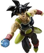 Bandai S.h.figuarts Dragonball Z Bardock Action Figure From Japan