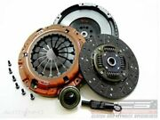Xtreme Outback Hd Clutch Kit For Bt50 2.5l Td 2wd 4wd 2007-2011 + Flywheel