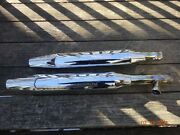 Harley-davidson Fxd 1450 Cc Two 2 Mufflers-part Numbers 65890-00 And 65094-00