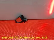Rear View Mirror Renault Clio 4 Since 2012 Electric Left Left