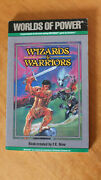 Nintendo Worlds Of Power Wizards And Warriors Written By F X Nine