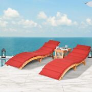 Patio Lounge Chairs Set Of 2 Clearance With Table Chaise Outdoor Pool Furniture