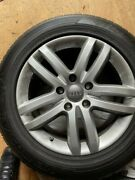 255/55r18 Sized Hancook Tires. 1 Month Used