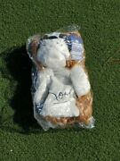 New Rory Mcilroy St.bernard Dog Driver Headcover Premiere Licensing Lot Of 500