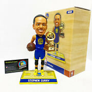 Stephen Curry Golden State Warriors 3 Point Champion Exclusive Nba Bobblehead