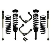 For Toyota 4runner 10-18 Icon 0-3.5 Stage 2 Front And Rear Suspension Lift Kit