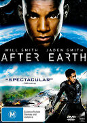 After Earth - Rare Dvd Aus Stock -excellent