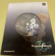 New Unopened Parasite Eve2 Squar Millennium Collection Playstation 1 Ps1