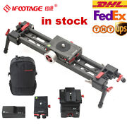 Ifootage Shark Slider Extendable Video Dolly Track Portable For Dslr Camcorders