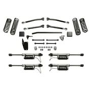 For Jeep Gladiator 20 Fabtech K4168dl 3 Trail Front And Rear Suspension Lift Kit