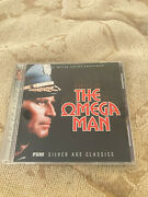 The Omega Man Soundtrack Ron Grainer Limited Cd Rare
