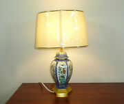 Table Lamp About 1910 Paris Bronze Gold Plated