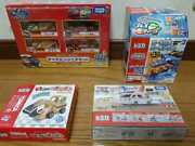 New Unused Tomica Discontinued Set Collection / Tomica Shipping From Japan