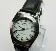 Pca Simple Classic Minimalist Affordable Unisex Watch For Men And Women Vintage