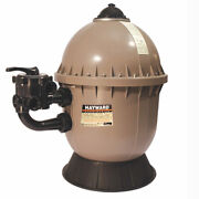 Hayward S200 Series Sand Filter W/ Side Mount Valve For In-ground Swimming Pools