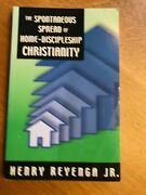 The Spontaneous Spread Of Home-discipleship Christianity