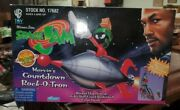Playmates Space Jam Marvin's Countdown Rock-o-tron Playset