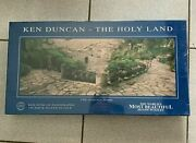 New Sealed Ken Duncan The Holy Land - Garden Tomb 748 Piece Puzzle