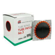 30 - Rema Tip Top No 3 Round Patches - Flat Tire Tube Puncture Repair Kit Refill