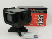 Focal All In One Video Transfer System Photos Films Slides Movies Edit