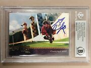 Bas Daniel Radcliffe Harry Potter And The Sorcererand039s Stone Promo Card Autograph
