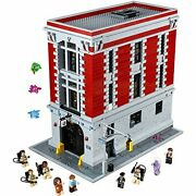 Lego Ghostbusters 75827 Firehouse Headquarters Building Kit 4634 Piece