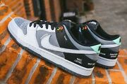 Nike Sb Dunk Low Pro Iso Camcorder Sony Dcr-vx1000 Cv1659-001 Smoke Grey Us 7
