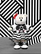 2018 Starbucks Alice And Olivia Bearista Bear Stacey Bendet Starface With Box New