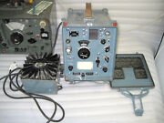 Russian Military Slightly Used R-326 Radio Receiver With Power Supply. Ussr .