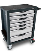 Toptul 261pcs Mechanical Tool Set And 7 Drawer Roller Cabinet Ge-26109