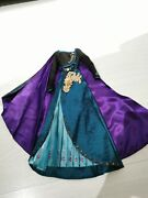 Limited Edition Doll Disney Ooak Dress Only Anna Frozen 2