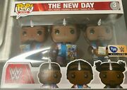 Wwe New Day Exclusive Figures Toys R Us Fye Loot Crate Lot New Booty-oand039s