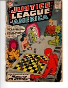 Justice League Of America 1 To 22 Full Complete Run Silver Age Keys Jla