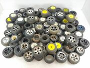 Huge Lot Of Used/misc 1/10 Stadium Truck Tires And Wheels Proline Jconcepts