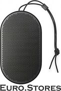 Bang And Olufsen Beoplay P2 Compact Bando Bluetooth Speaker Black Authentic New