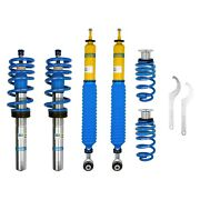 For Audi S4 18-19 Coilover Kit 1.4-2 X 1.4-2 B16 Series Pss10 Front And Rear