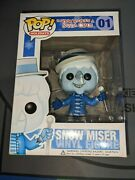 Snow Miser 01 - Funko Pop Vinyl The Year Without A Santa Claus - Pop Holidays