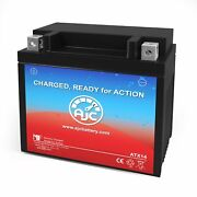 Suzuki M109r Boulevard Limited 1800cc Motorcycle Replacement Battery 2012-2014